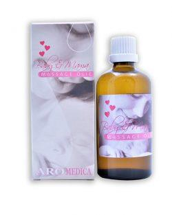 Aromedica Baby en Mama Massageolie 100 ml