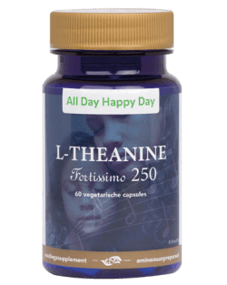 L-theanine – 60 vcaps